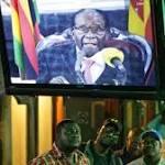 Mugabe sagt in TV-Ansprache kein Wort zu Rücktritt