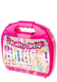 <b>Набор для создания украшений</b>,в чемоданчике BT586585: цвет ...