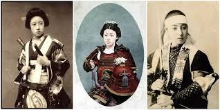 <b>Female Samurai</b> Warriors Immortalized in 19th Century Japanese ...