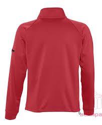 <b>Куртка флисовая мужская New</b> look men 250, красная с ...