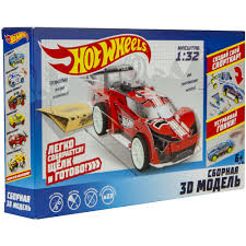 """Купить машинку 1Toy <b>Hot</b> Wheels <b>сборная модель</b> """"Super Blitzen ..."""