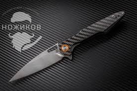 Купить <b>складной нож</b> Artisan Archeo сталь D2 карбон арт ...