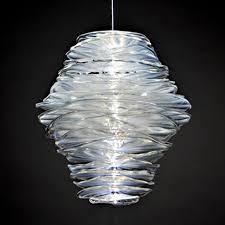 light nest led blown glass pendant light blown glass lighting pendants