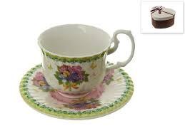 <b>Чайная пара Best Home</b> Porcelain, Summer day, Кармелитта ...
