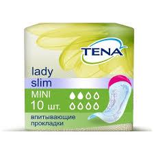 Стоит ли покупать Урологические <b>прокладки TENA Lady Slim</b> Mini ...