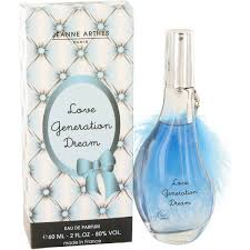 <b>Love Generation</b> Dream Perfume by <b>Jeanne Arthes</b>   FragranceX.com