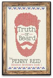 Image result for truth or beard penny reid
