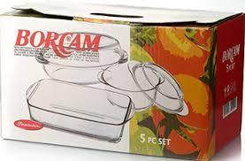 <b>Набор посуды Pasabahce Borcam</b> Sets 5 предметов купить в ...