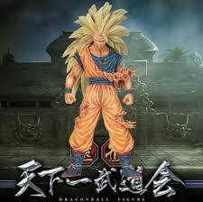 NEW <b>21cm dragon ball Super</b> saiyan three Battle damage Edition ...