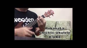 lemon tree x: lemon tree pukanala electric ukulele x uke