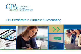 find out where you can study to become a professional accountant certificate in business and accounting