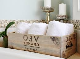 bathroom box  bathroom transform a wine crate into a decorative storage box easy crafts with the stylish