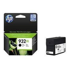 Черный <b>картридж HP 932XL</b> Officejet (1000 страниц)