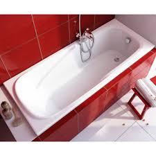 <b>Акриловая</b> прямоугольная <b>ванна Ravak</b> Vanda II 170x70 см ...