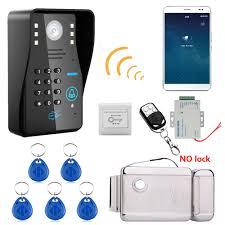 Wireless WIFI <b>Rfid Door Access Control</b> System Kit Set +1 Electronic ...