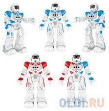 "<b>Робот на радиоуправлении Shantou</b> Gepai ""Робот"" белый от 3 ..."