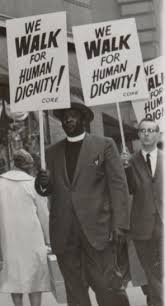 african american religious leadership and the civil rights  sympathy strike in new york city against segregation in southern lunch counters