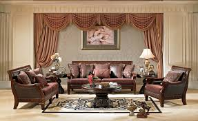 curtains for formal living room ideas living room charming traditional formal living room decors with brown velvet traditional sofa set added
