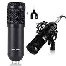StudioStar® <b>BM</b>-<b>800 Condenser</b> Microphone for <b>Professional Studio</b> ...