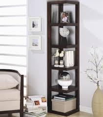 pflugerville furniture center  contemporary corner bookcase