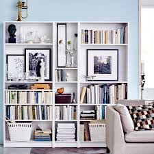 Living Room With Bookcase Theres Nothing Silly About Billy Featured Products O Billy