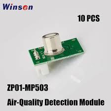 10pcs Winsen <b>ZP01</b>-<b>MP503 Air</b>-<b>Quality</b> Detection <b>Module</b> Apply for ...
