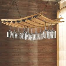 wine rack stemware