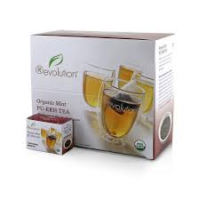 <b>Organic</b> Mint <b>Pu</b>-<b>erh Tea</b>