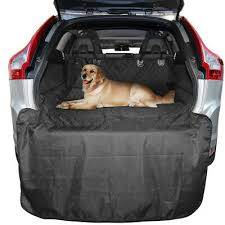 Oxford Car SUV <b>Seat Cover</b> - FREE 2 Day Ship Pet Dog <b>Trunk</b> ...