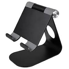 <b>Adjustable Tablet Stand</b> | Desktop <b>Tablet Stand Holder</b> | Gesswein