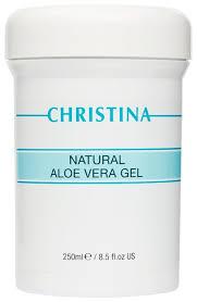 Christina Natural Aloe Vera <b>Gel Натуральный гель</b> для лица с ...