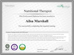 0885 png i recently did a nutritional therapy course which i am pleased to say i am now qualified
