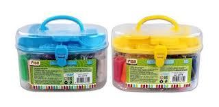 <b>Тесто для</b> лепки <b>Color Puppy</b> 20 цветов, инструмент, формочки