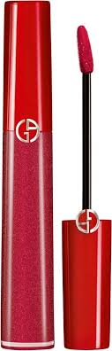 <b>Giorgio Armani</b> Maestro Lips Gloss N° <b>509</b> Ruby Red