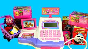 <b>Supermarket Toy</b> Cash Register Lights n' <b>Sounds</b> Surprise Toys ...