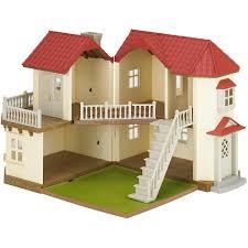 <b>Набор Sylvanian Families</b> Большой дом со светом новая версия ...