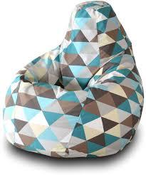 Кресло <b>Кресло</b>-<b>мешок</b> Позитиф <b>груша Ромб ромб</b> 02 110х85 ...