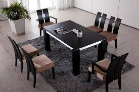 wood dining room table modern full size of dining room modern black wood dining table pads with  stu