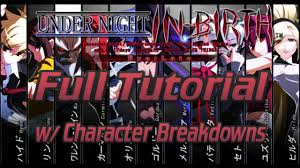 <b>UNIEL</b> - Full Tutorial w/ Character Breakdowns - YouTube