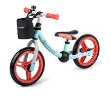 <b>Беговел Kinderkraft Balance</b> bike 2way next с сумкой, звонком и ...