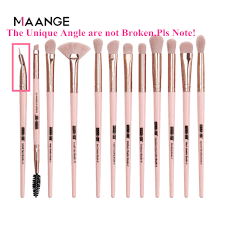 <b>MAANGE</b> Pro 3/<b>5/12 pcs</b>/lot Makeup Brushes Set Eye Shadow ...