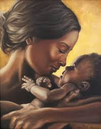 Image result for BLACK MOTHER HUGGING CHILDREN