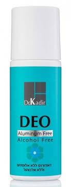 Deodorant Roll-On Aluminum Free <b>Dr</b>. <b>Kadir</b>: <b>Шариковый</b> ...