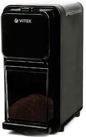 <b>Кофемолка VITEK VT-7122</b>, черный, отзывы владельцев в ...
