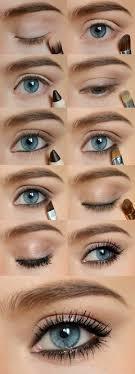 eyes makeup step by step eye makeup makeup tips