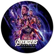 <b>OST Avengers</b>: Endgame (Picture Disc) LP : купить в Алматы, Нур ...