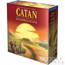 Catan (<b>Колонизаторы</b>) - <b>Hobby</b> Games