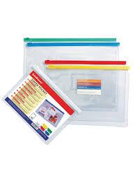 <b>ZIP</b>-<b>пакет</b> пластиковый <b>PVC</b> Zip Pocket, B5, прозрачный (в пакете ...