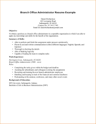 administration resume objective examples business proposal office administration resume objective