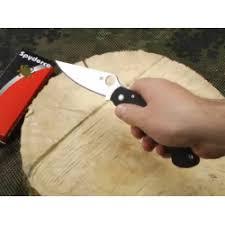 Отзывы о <b>Нож складной Spyderco</b> Military